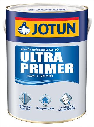 Sơn lót nội & ngoại thất cao cấp Jotun Ultra Primer