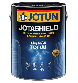 Sơn nước ngoại thất Jotun Jotashield
