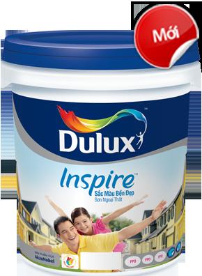 Sơn Dulux Inspire 79A Ngoài Trời