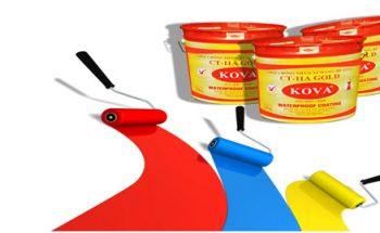 sơn Kova tại Nghệ An