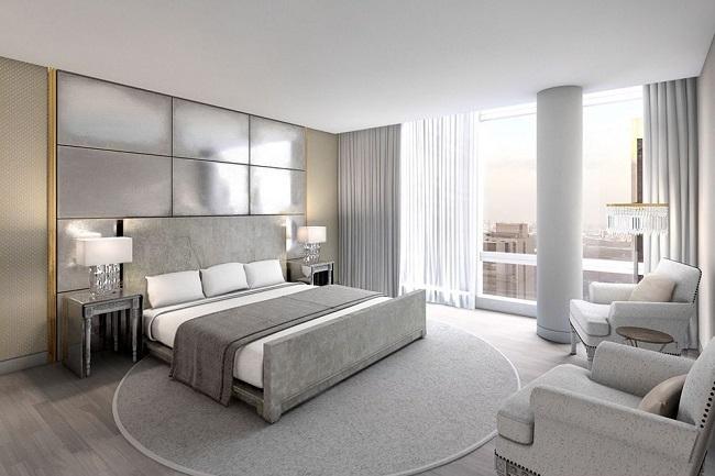 10 màu sơn phòng ngủ hiện đại xu hướng 2018