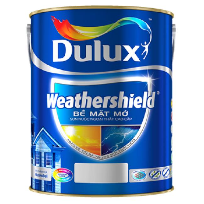 Sơn Dulux - Chiếc áo sơ mi đẹp cho ngôi nhà của bạn