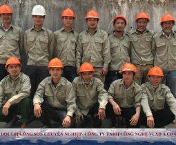 dịch vụ sơn nhà tại Nghệ An