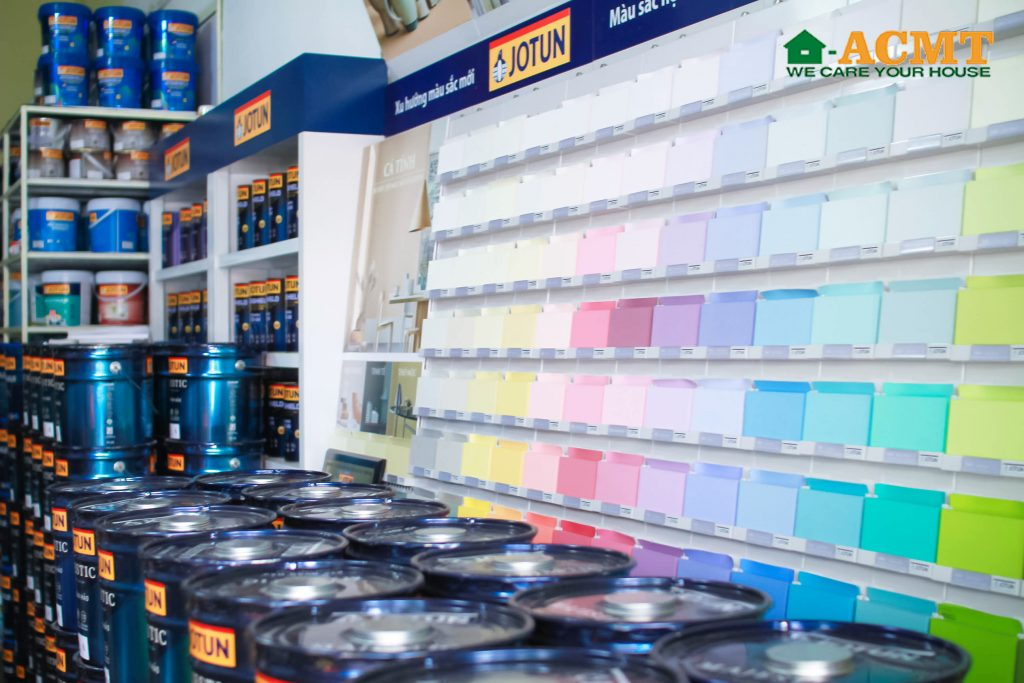 Địa chỉ mua sơn Jotun tại Nghệ An chất lượng nhất hiện nay