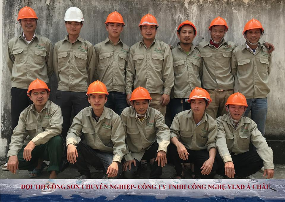 Đơn vị thi công sơn chuyên nghiệp tại Vinh