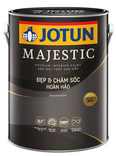 Tổng hợp các dòng sản phẩm sơn Jotun (P1)