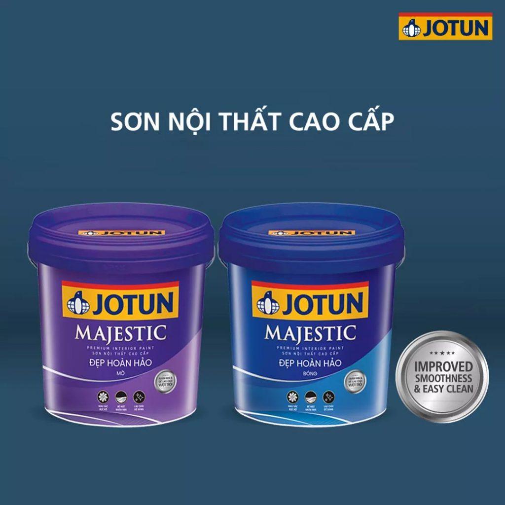 Các sản phẩm sơn Jotun dành cho nhà thầu và khách hàng cần biết