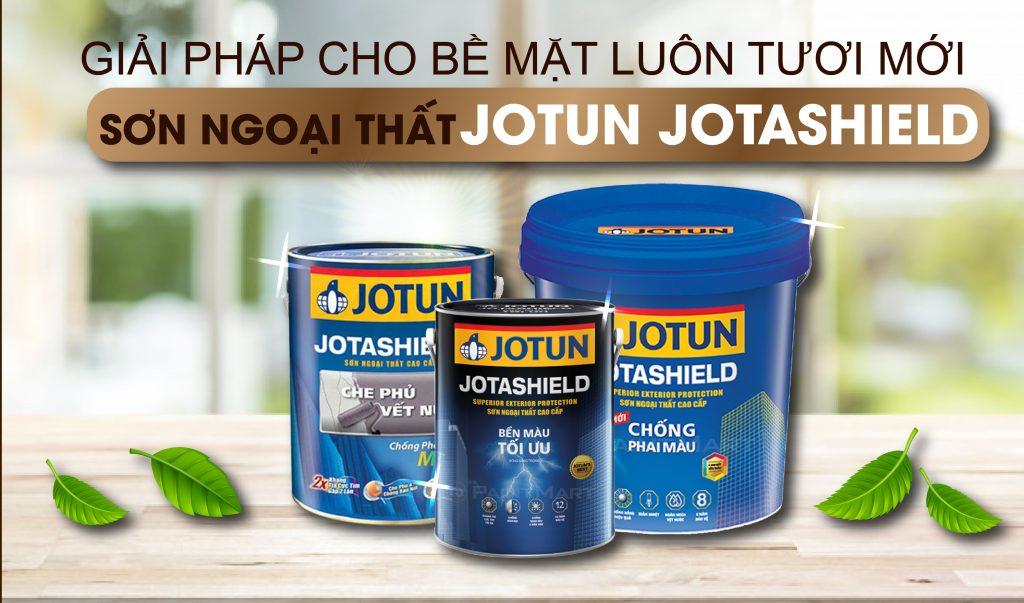 Tổng hợp các dòng sản phẩm sơn Jotun (P2)