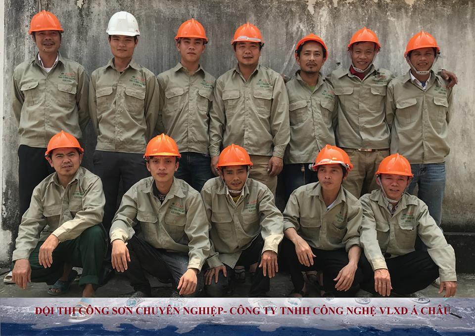 Thi công chống thấm tại Nghệ An | Tại sao nên chọn nhà thầu Á Châu