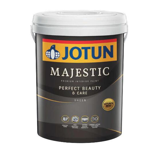 Sơn Jotun Majestic - Sơn nội thất cao cấp Jotun | Mua sơn Jotun tại Vinh