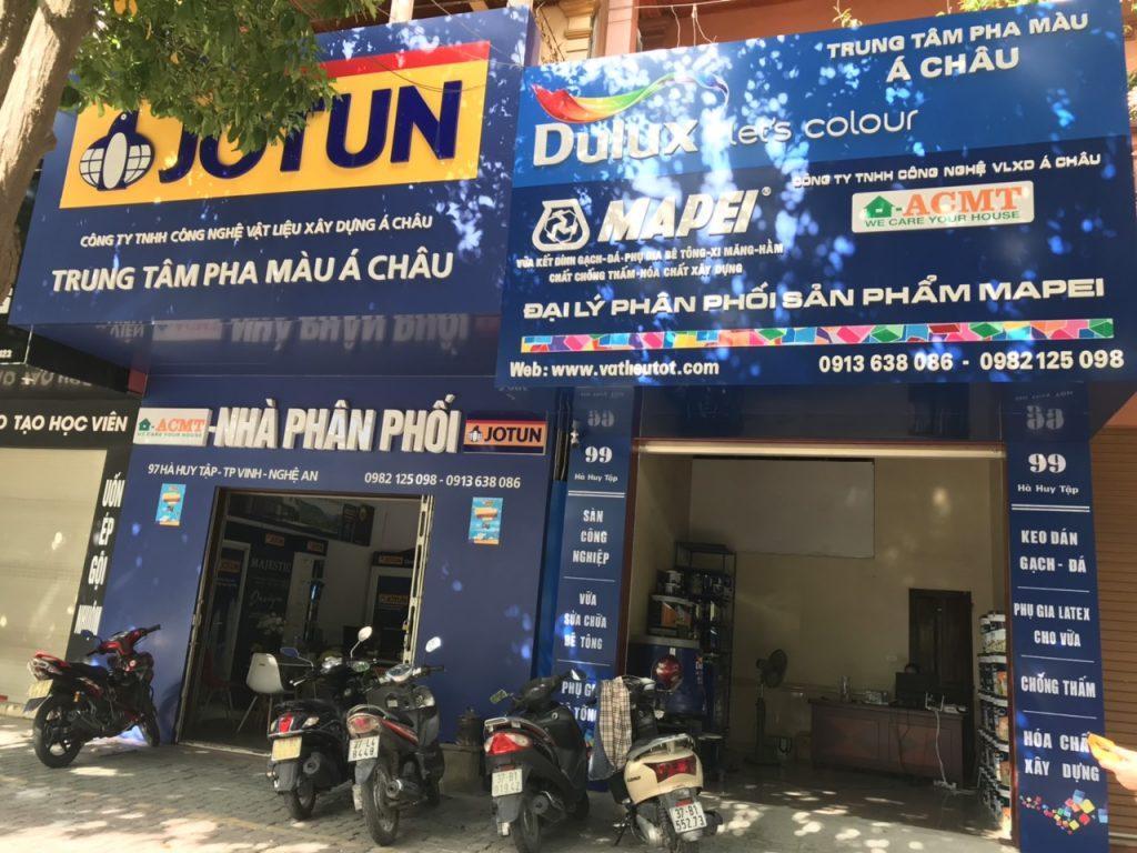 Tổng đại lý sơn Jotun tại Vinh - Nghệ An - Toàn quốc - 091 - 363 - 8086