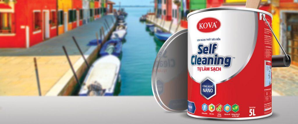 Tổng đại lý sơn Kova uy tín tại Vinh - Liên hệ ngay: 091 - 363 - 8086