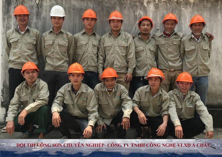Vật Liệu Tốt Á Châu – Đơn vị thi công sơn tại Nghệ An uy tín nhất hiện nay