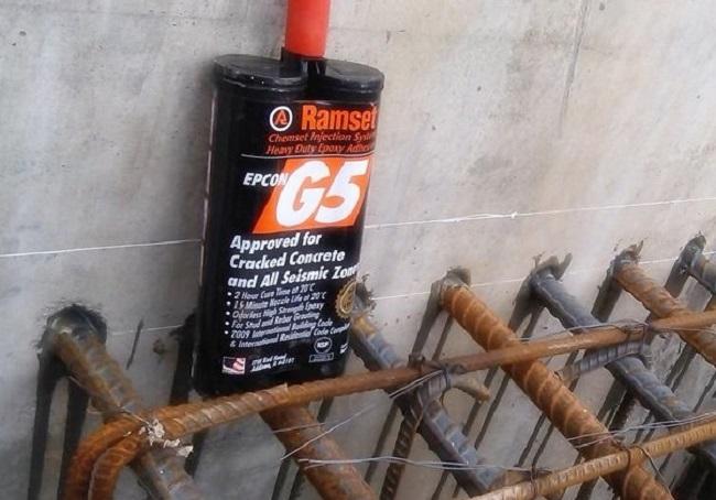 Vì sao nên sử dụng keo cấy thép trong xây dựng?