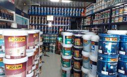 Một thùng sơn Jotun sơn được bao nhiêu mét vuông?